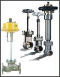 cryogenic valves, high pressure gas valves